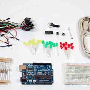 Wat zit er in een Arduino Starter Kit? [MakeUseOf Explains]